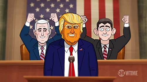 About Episode 1 of Our Cartoon President