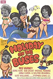 Holiday on the Buses (1973) Poster - Movie Forum, Cast, Reviews