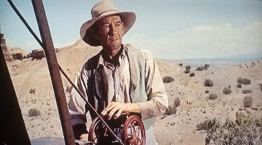 Guy Wilkerson in Cowboy (1958)