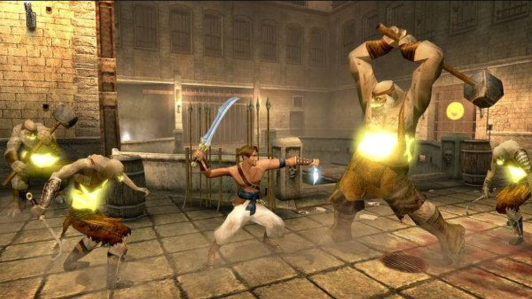Prince Of Persia The Sands Of Time Video Game 2003 Photo Gallery Imdb
