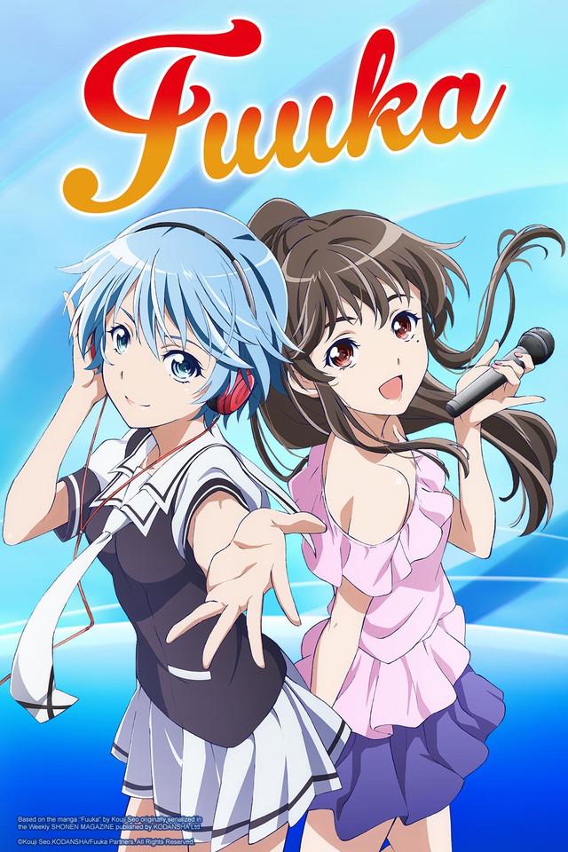 Скачать сериал Fuuka через торрент в HD