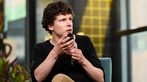 "BUILD: Jesse Eisenberg Compares ""The Art of Self-Defense"" to ""Friends"""