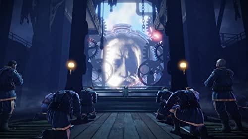 Bioshock Infinite: City In The Sky