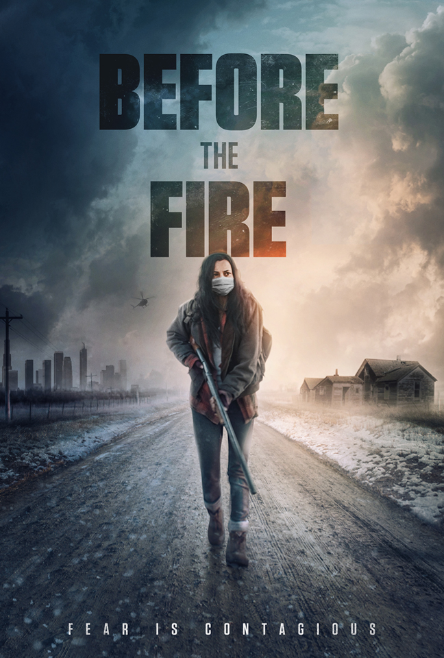 Before the Fire 2020 English 720p HDRip ESubs 790MB | 300MB Download