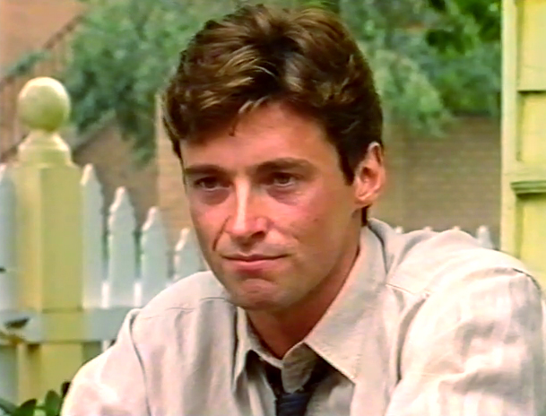 Hugh Jackman in Law of the Land (1993)