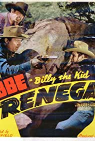 Jimmy Aubrey, Buster Crabbe, and Jack Montgomery in The Renegade (1943)