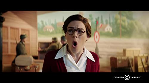 Rose Valland Takes On the Nazis Featuring Tiffany Haddish
