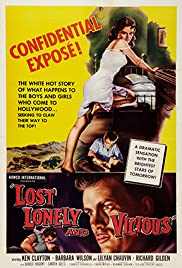 Lost, Lonely and Vicious Poster