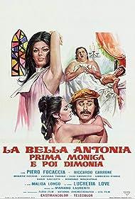 La bella Antonia, prima monica e poi dimonia (1972) Poster - Movie Forum, Cast, Reviews