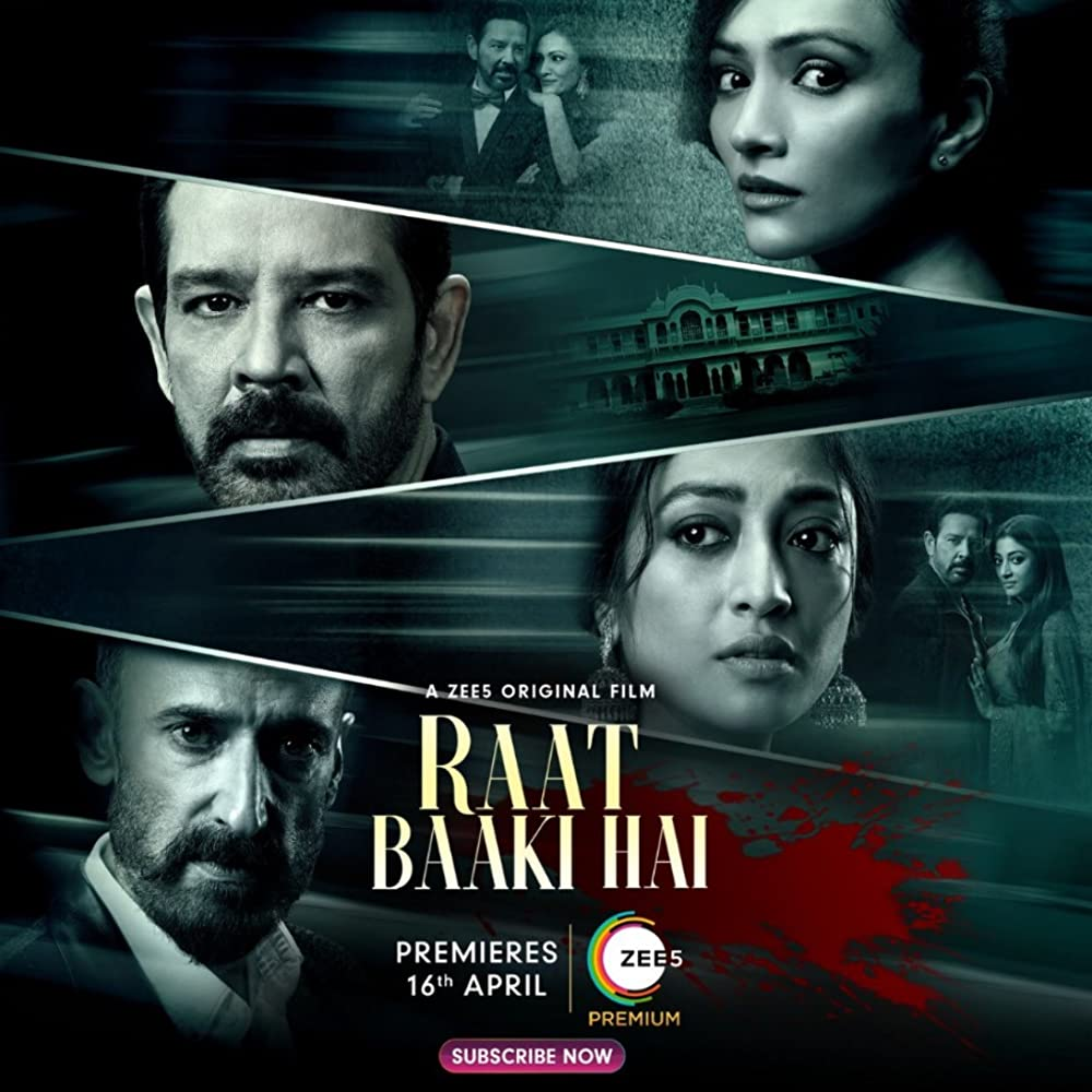 Raat Baaki Hai 2021 Hindi Zee5 720p Web-DL 700MB