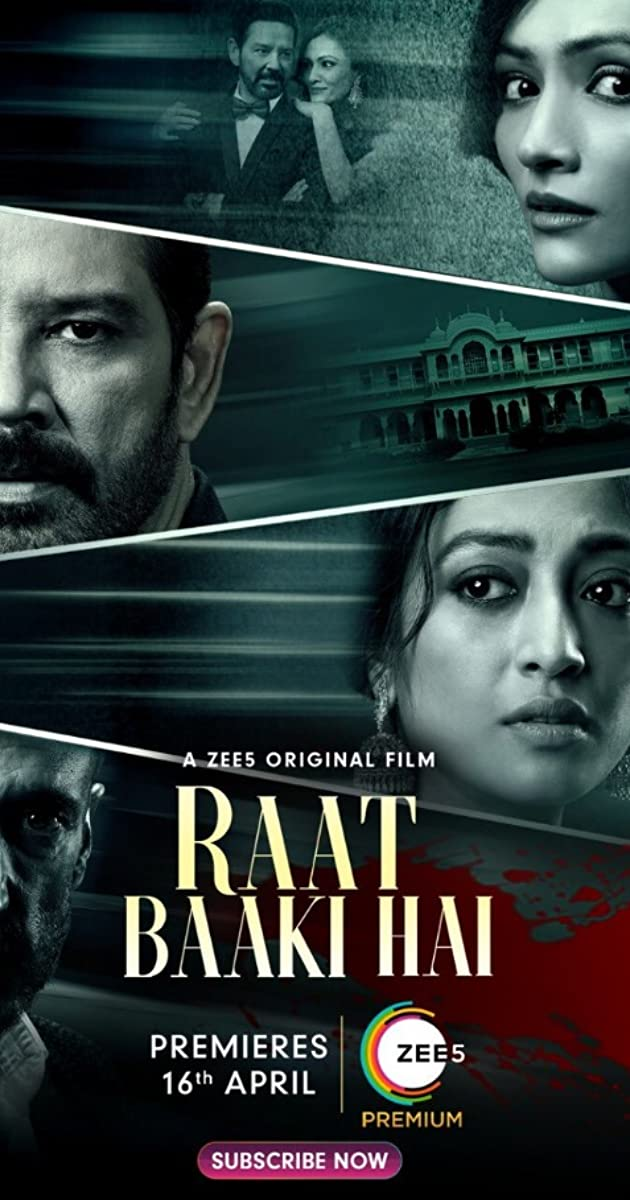 Raat Baaki Hai (2021) Zee5 – Hindi