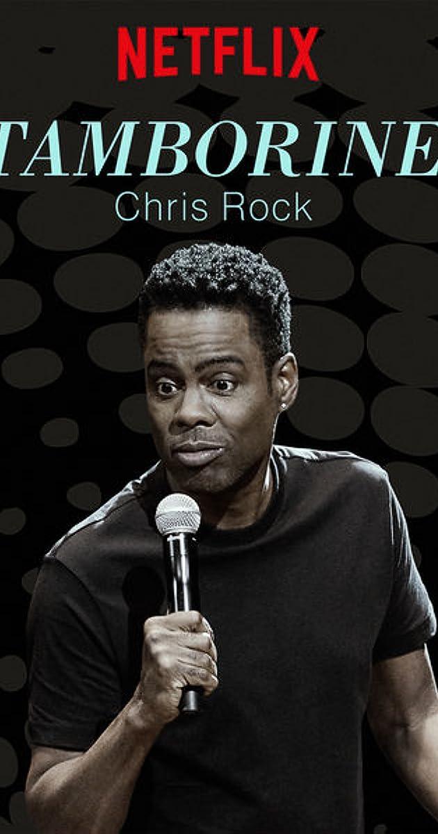 Subtitle of Chris Rock: Tamborine