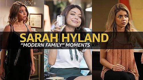 "Sarah Hyland: ""Modern Family"" Moments"