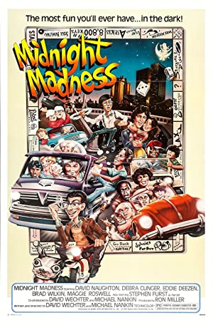 Midnight Madness Poster Image