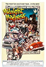 Midnight Madness (1980) Poster - Movie Forum, Cast, Reviews