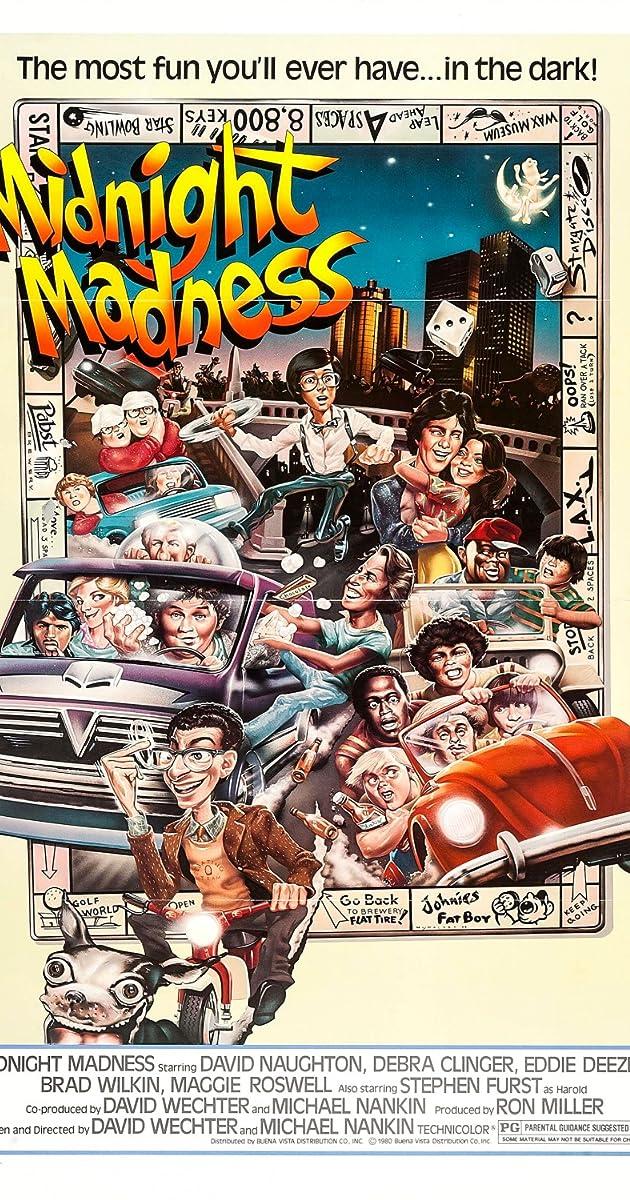 Midnight Madness (1980) Subtitles
