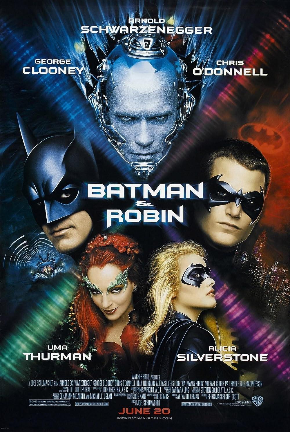 Batman & Robin 1997 Hindi Dual Audio 480p BluRay ESub 450MB Download
