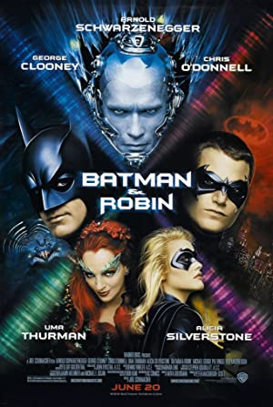 Watch Batman & Robin Free Online