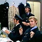Terry Gilliam, Graham Chapman, and Terry Jones in Monty Python's Flying Circus (1969)