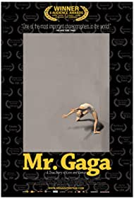 Ohad Naharin in Mr. Gaga (2015)