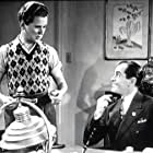 Jackie Cooper and Matty Fain in Boy of the Streets (1937)