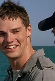 Ian Stenlake and Jay Ryan in Sea Patrol (2007)