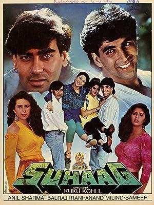 Suhaag movie, song and  lyrics