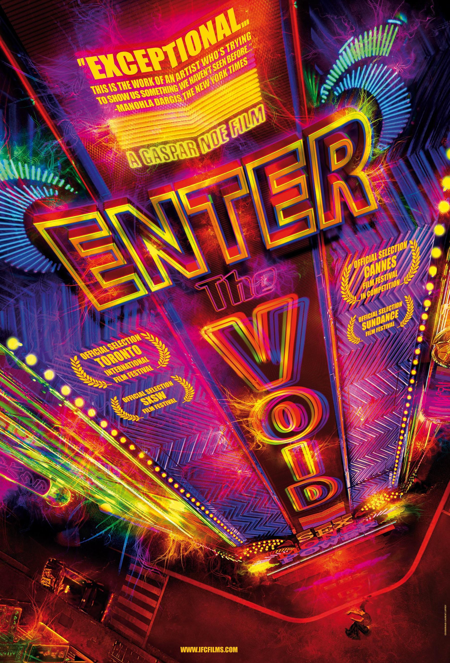 ดูหนังออนไลน์ Enter the Void (2009)