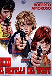 Bad Kids of the West Poster