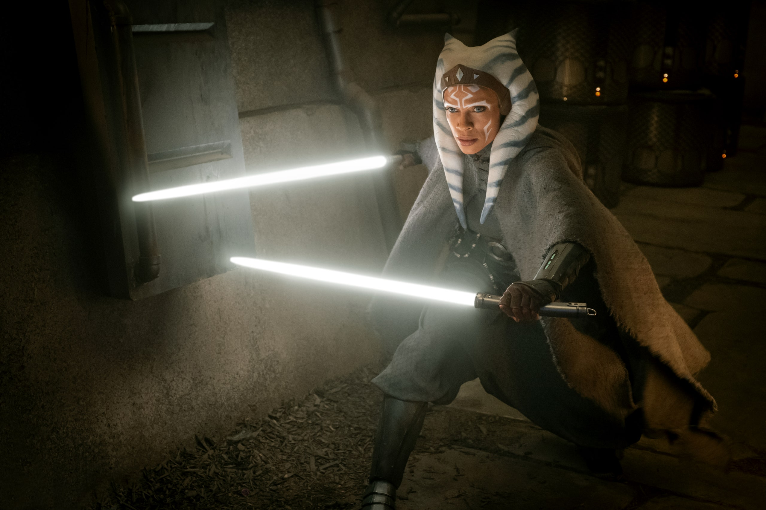 Rosario Dawson in Chapter 13: The Jedi (2020)