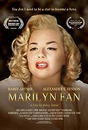 Marilyn Fan Poster