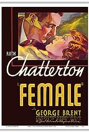 Female(1933) Poster - Movie Forum, Cast, Reviews
