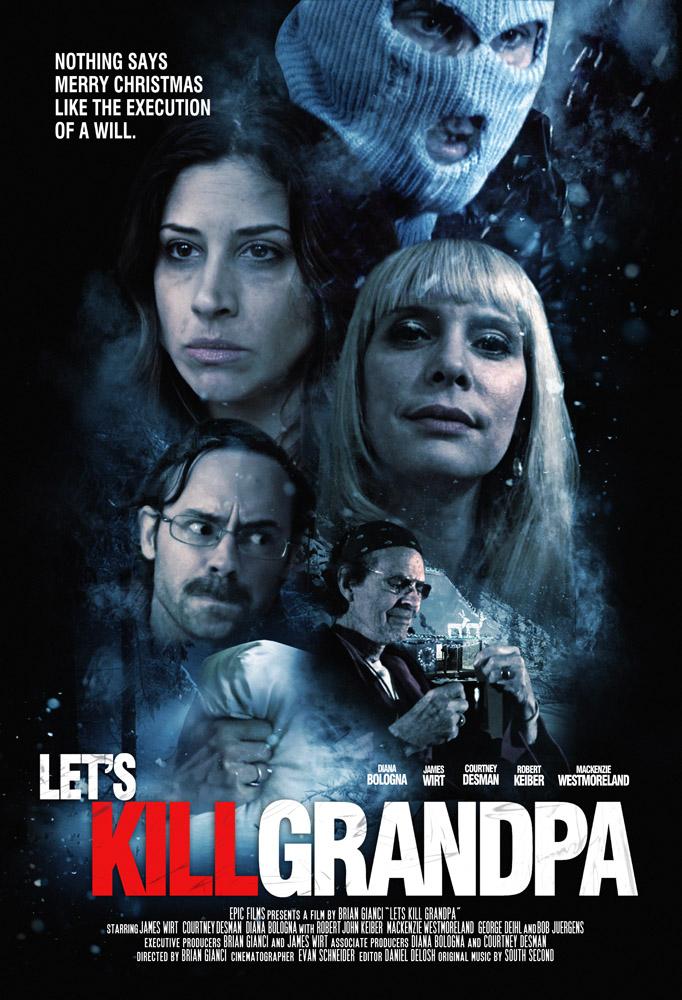 فيلم Let's Kill Grandpa مترجم