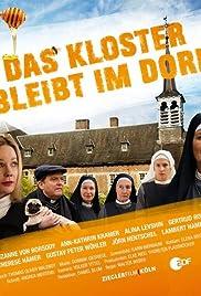 Das Kloster bleibt im Dorf Poster