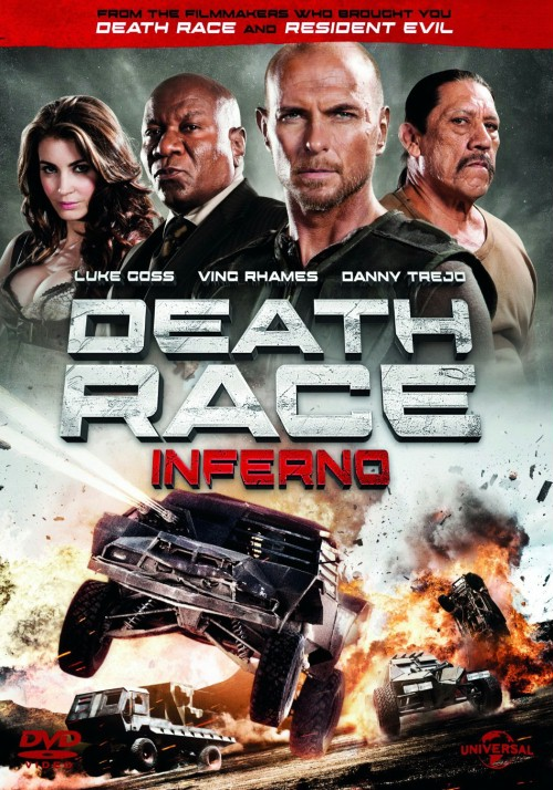 Film Death Race 3: Inferno