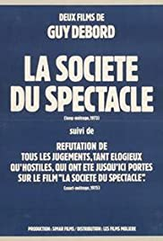 The Society of the Spectacle Poster