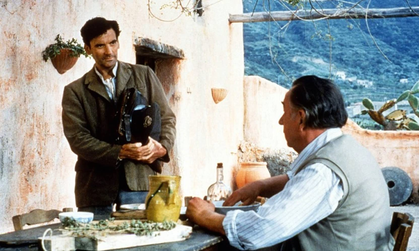 Image result for il postino 1994""