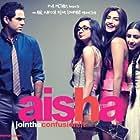 Abhay Deol, Sonam Kapoor, Ira Dubey, and Amrita Puri in Aisha (2010)