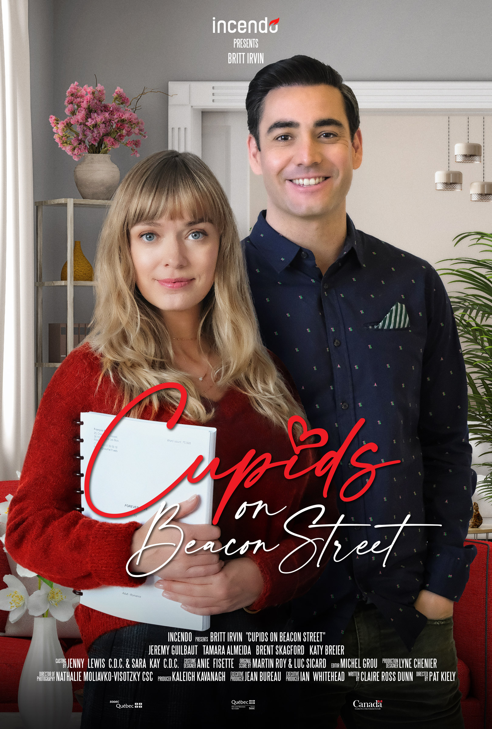 watch Cupids on Beacon Street on soap2day