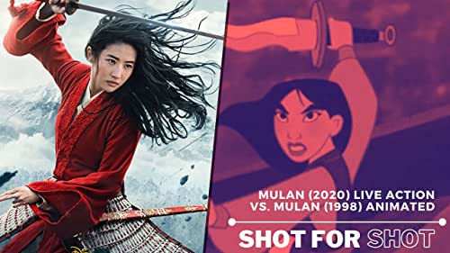 Shot by Shot: 'Mulan' (1998) vs. 'Mulan' (2020)