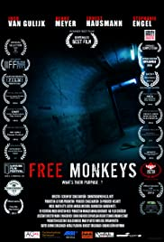 Free Monkeys Poster