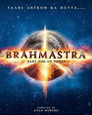 Brahmastra Movie Poster