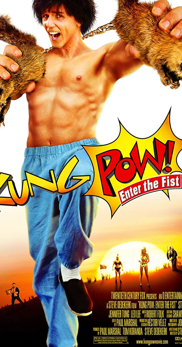 Watch Full HD Movie Kung Pow: Enter the Fist (2002)