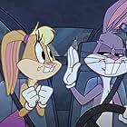 Jeff Bergman and Kristen Wiig in The Looney Tunes Show (2011)