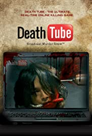 Death Tube: Broadcast Murder Show Poster
