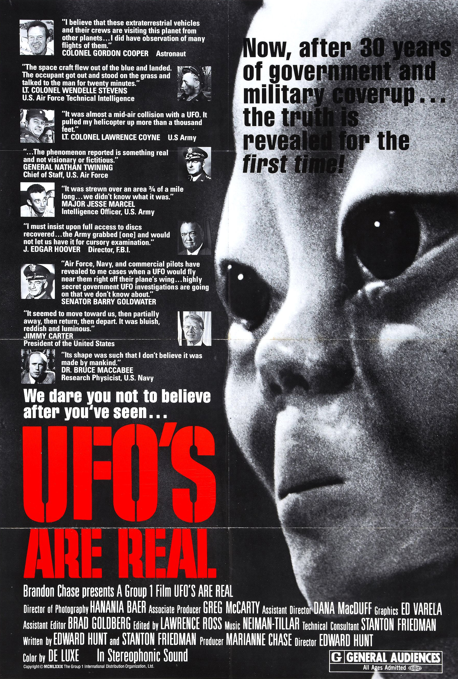 UFO's Are Real (1979) - IMDb