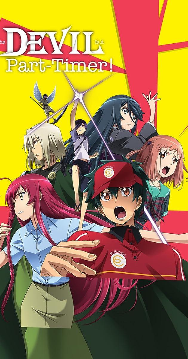 Hataraku Maou-Sama Serien Stream