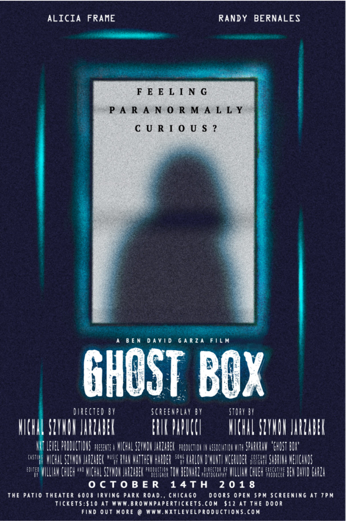 Ghost Box (2019)