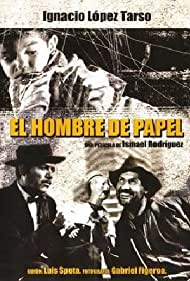 El hombre de papel (1963) Poster - Movie Forum, Cast, Reviews