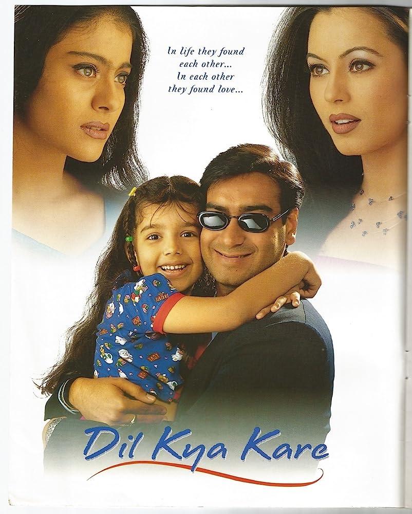 Dil Kya Kare 1999 Hindi Movie 450MB HDRip Download